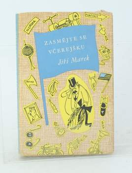 Knihy Jiří Marek: Zasmějte se včerejšku