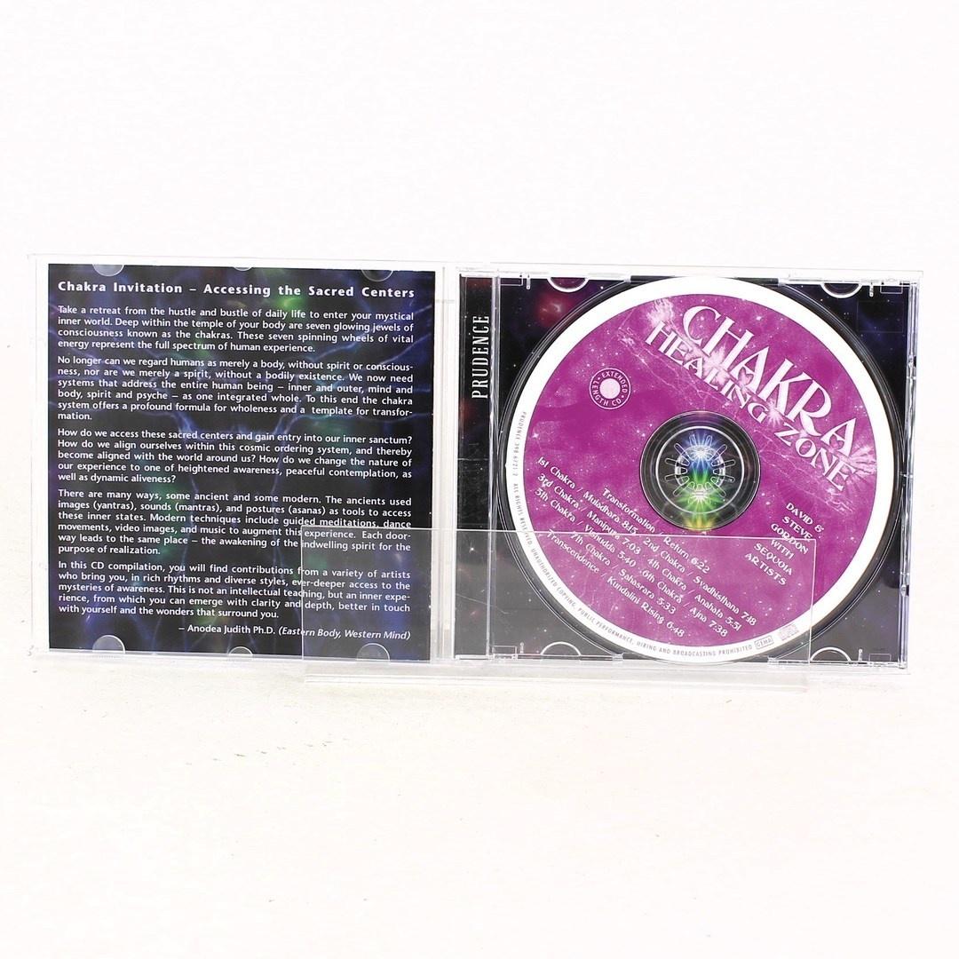 CD Chakra healing zone (Prudence)
