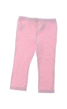 Dívčí legíny F&F růžové barvy