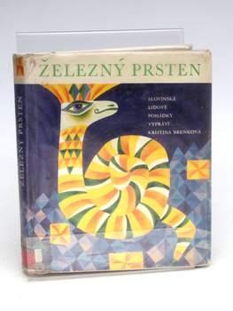 Kniha Kristina Brenková: Železný prsten