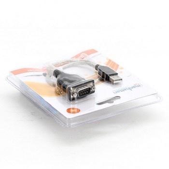 Kabel Manhattan 205146 USB to serial convert