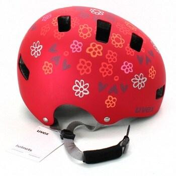 Dětská cyklistická helma Uvex Kid 3 cc 55-58
