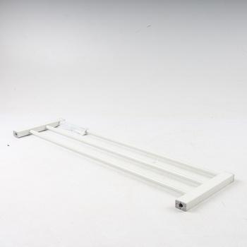 Rozšíření zábrany až o 21 cm Hauck bílé