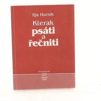 Naučná kniha Kterak psáti a řečňiti