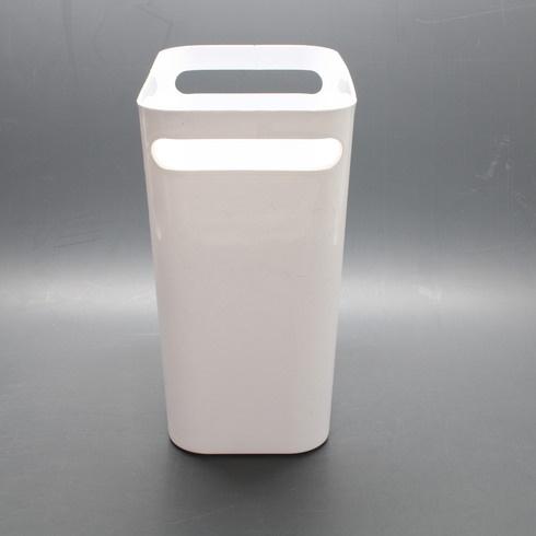Odpadkový koš Inter Design bílý