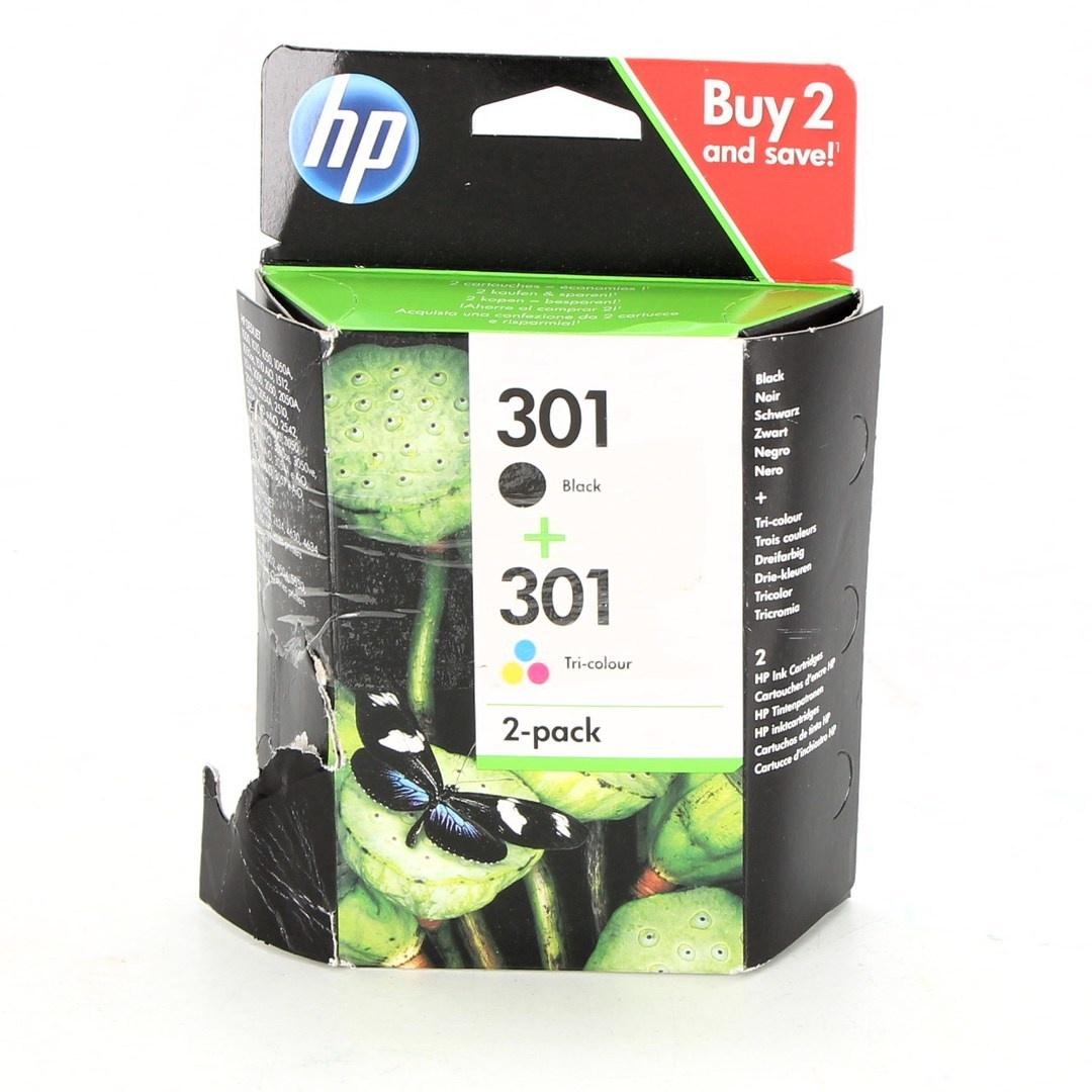 Náplň do tiskárny HP