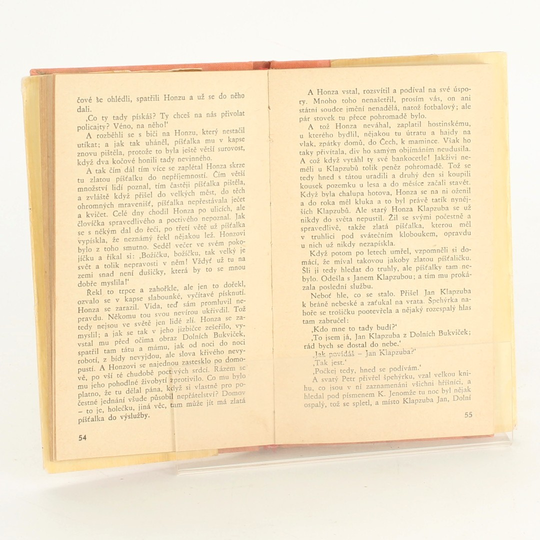 Kniha  Eduard Bass: Klapzubova Jedenáctka