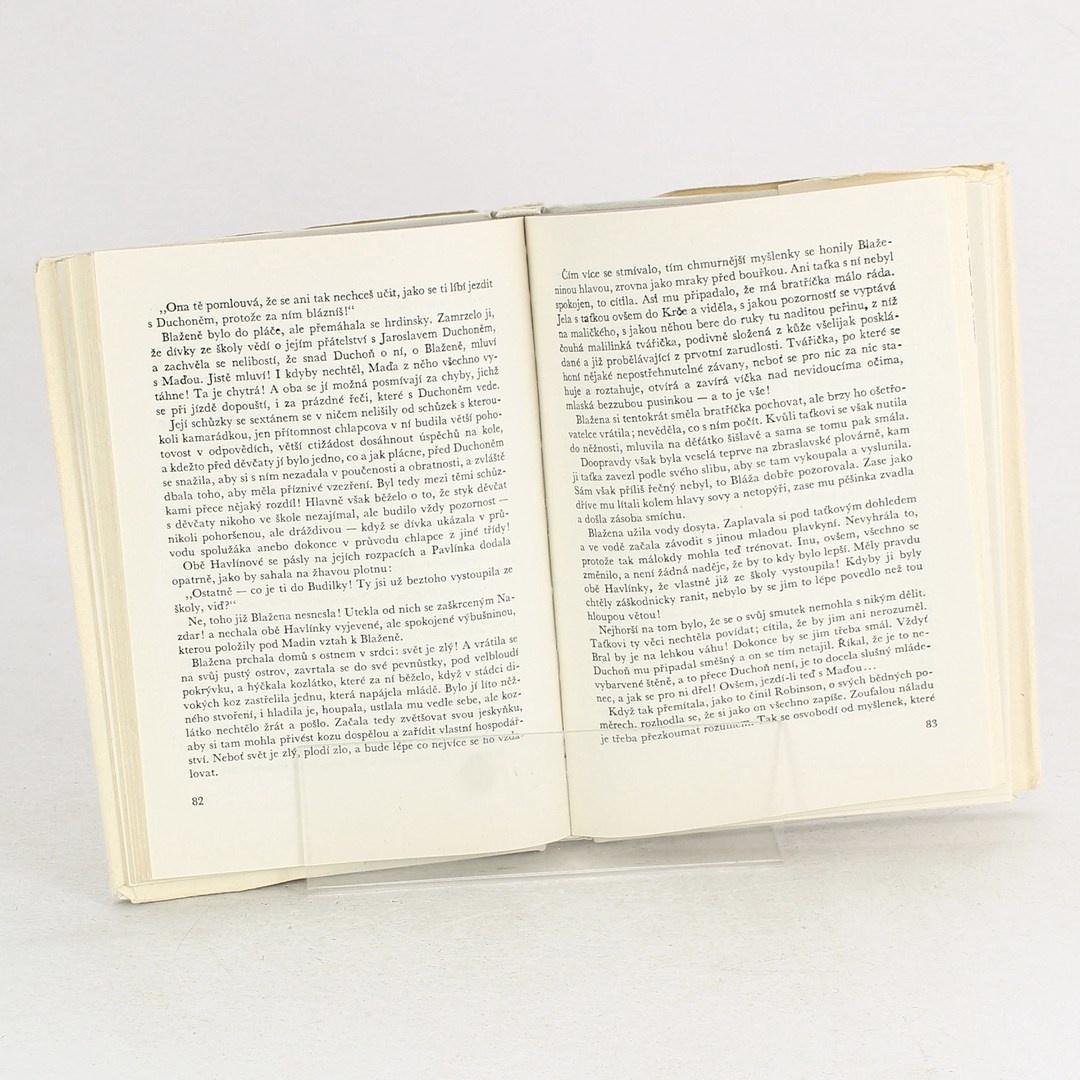Kniha Marie Majerová: Robinsonka