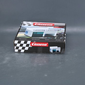 Garáž Michelin Carrera bílá