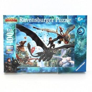 Puzzle Ravensburger 10955 Jak vycvičit draka