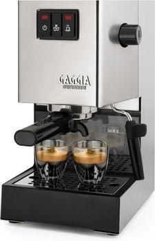 Pákové espresso Gaggia Classic Plus