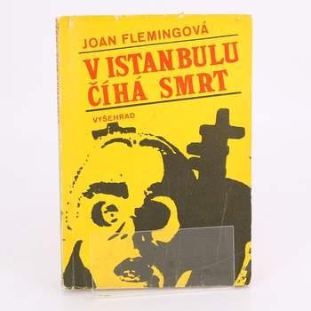 Kniha V Istanbulu číhá smrt