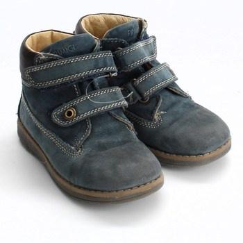 Dětské boty kotníkové Primigi 44112 modré