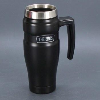 Cestovní termohrnek Thermos černý