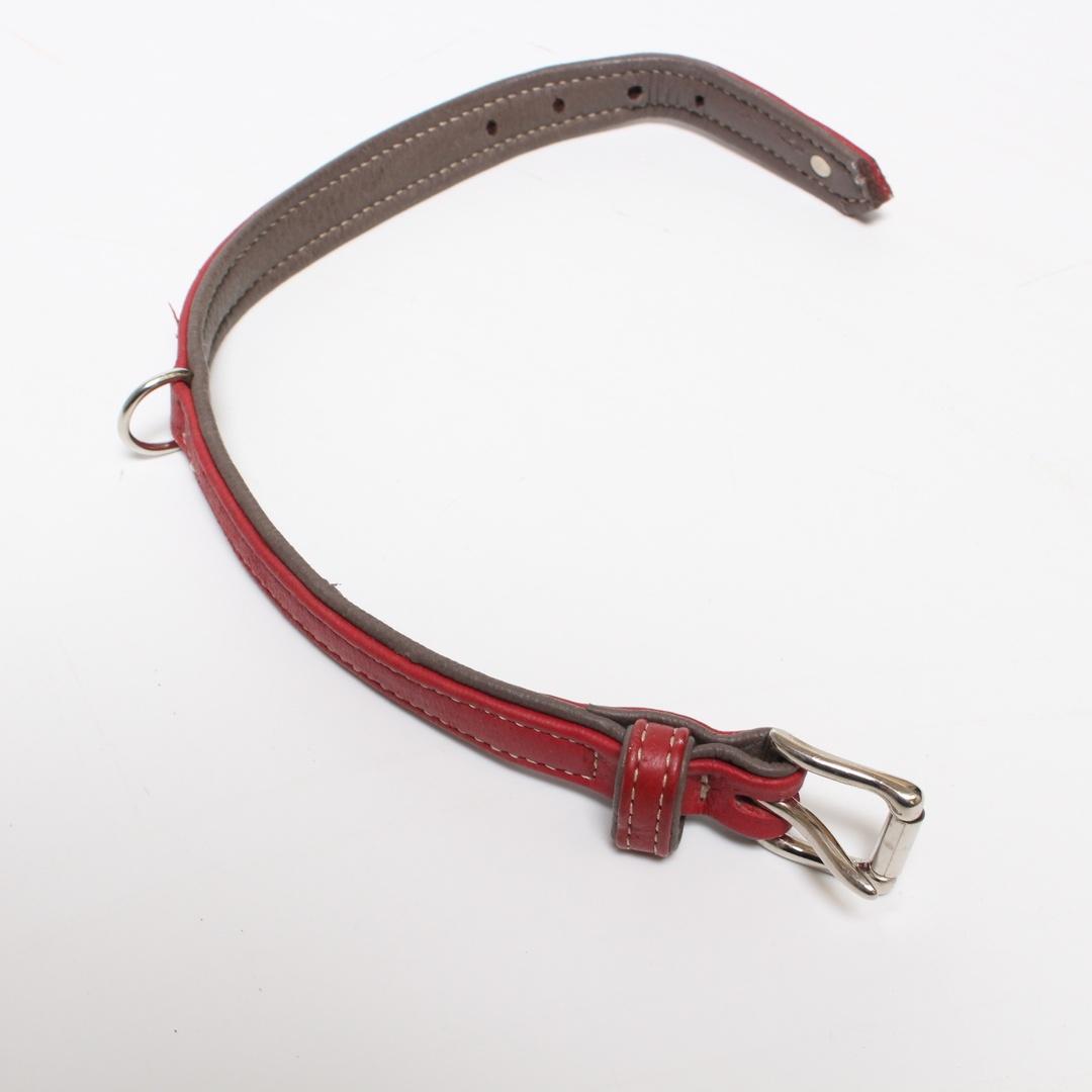 Obojek pro psy Hunter červené barvy