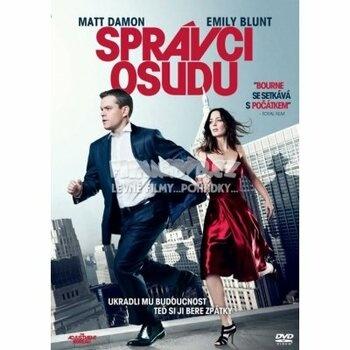 DVD film Správci osudu 101 minut