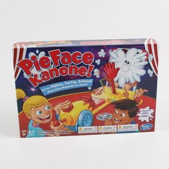 Společenská hra Hasbro Pie Face Kanone!