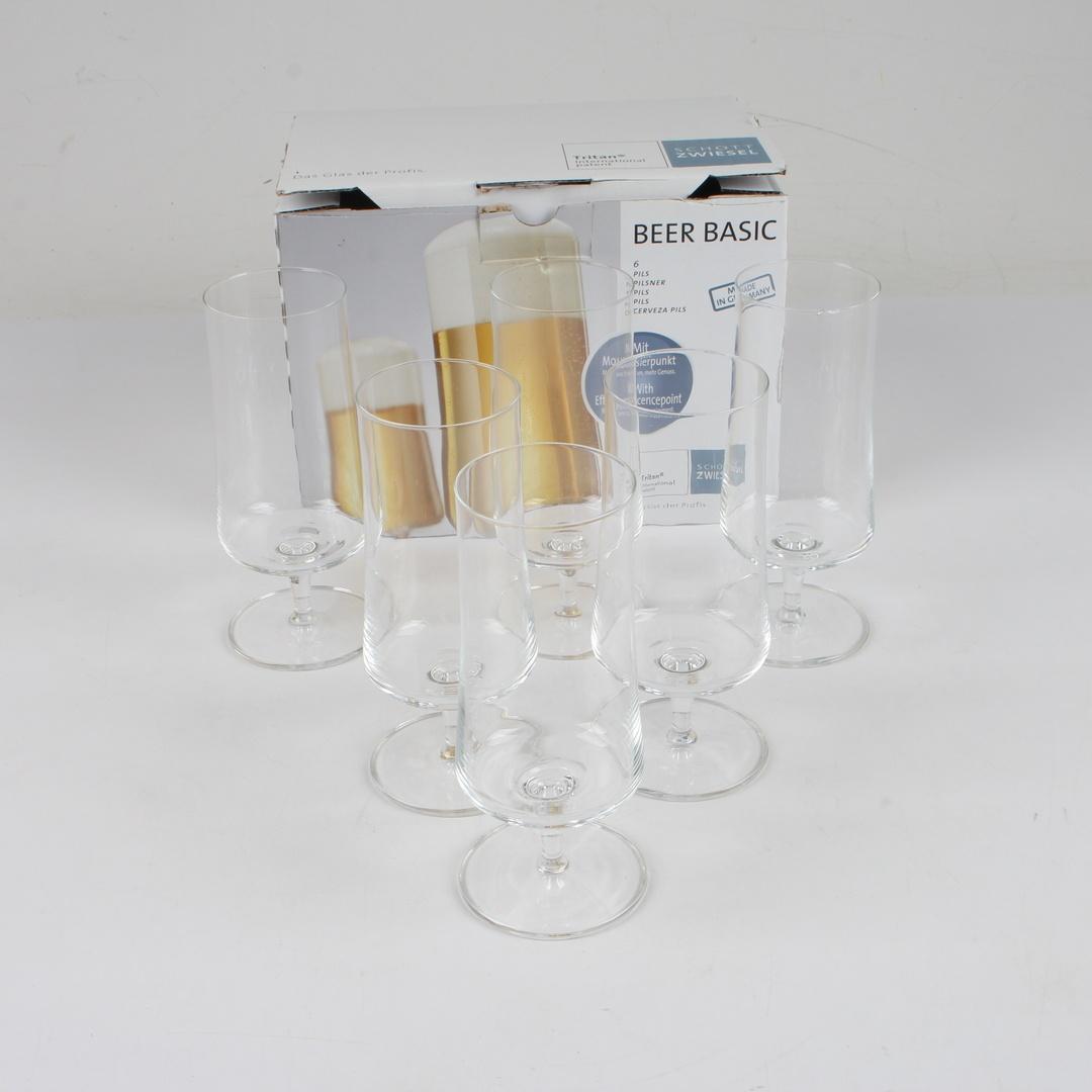 Sada skleniček Schott Beer basic