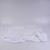 Bílé ložní prostěradlo Soleil d'Orce