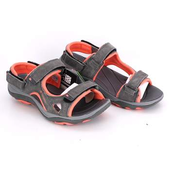 0ab40c925d70 Dětské sandále Karrimor šedo-oranžové barvy - bazar