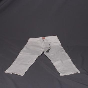 Tříčtvrteční kalhoty Only 15138896 bílé L