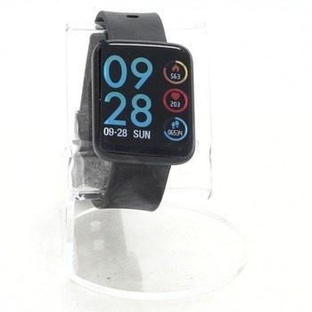 Chytré hodinky Lintelek černé