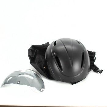 černá univerzální MTB helma Shinmax