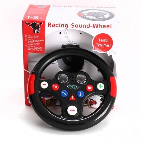 Interaktivní volant BIG Multi-Sound-Wheel
