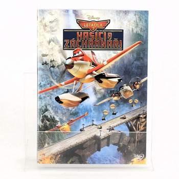 DVD film Letadla 2-Hasiči, záchran