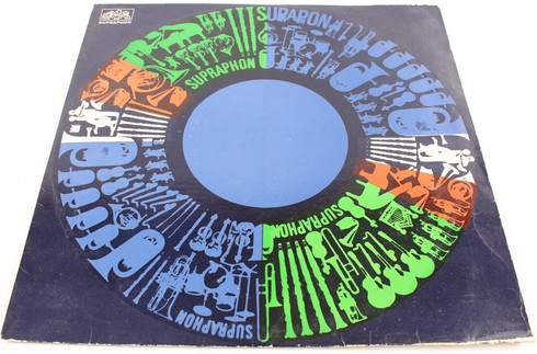 Gramofonová deska Kdyby ty muziky nebyly