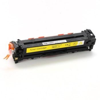 Laserová náplň N020-UK022(910), žlutá