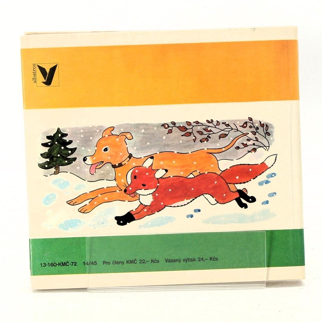 Dětská knížka Albatros Psí sny a jiné povídky