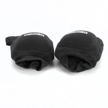 Kolenní chrániče Fighter černé