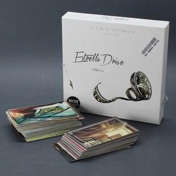 Desková hra Time Stories: Estrella Drive