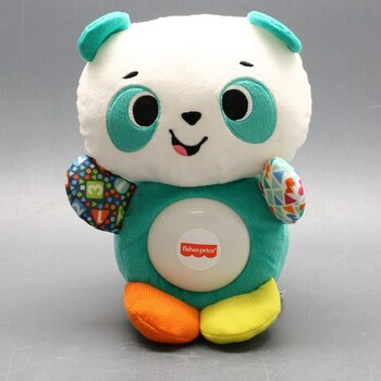 Plyšová hračka Fisher-Price GRW78 Panda