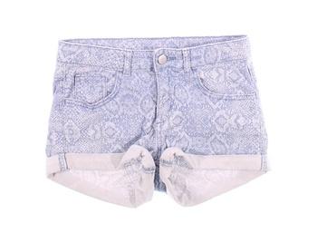 Dívčí šortky H&M odstín modré