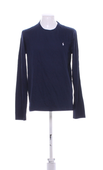 Pánské tričko Ralph Lauren modré