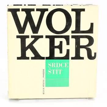 Kniha Jiří Wolker: Srdce štít
