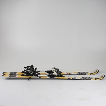 Dětské lyže Atomic Piste Rocker