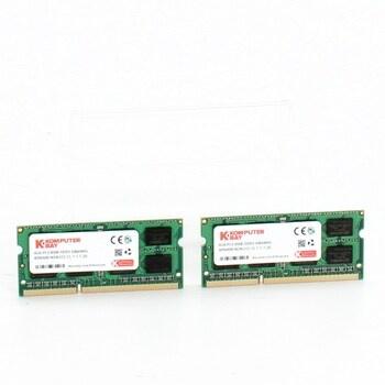 Sada KOMPUTERBAY KB_8GB_2X4GB_DDR3_SO1066