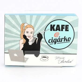 Kniha Marie Doležalová: Kafe @ cigárko
