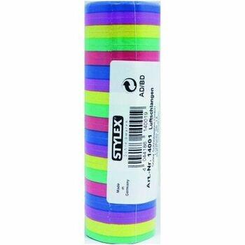 Serpentýny STYLEX 14001 barevné