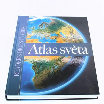 Kniha Velký atlas světa