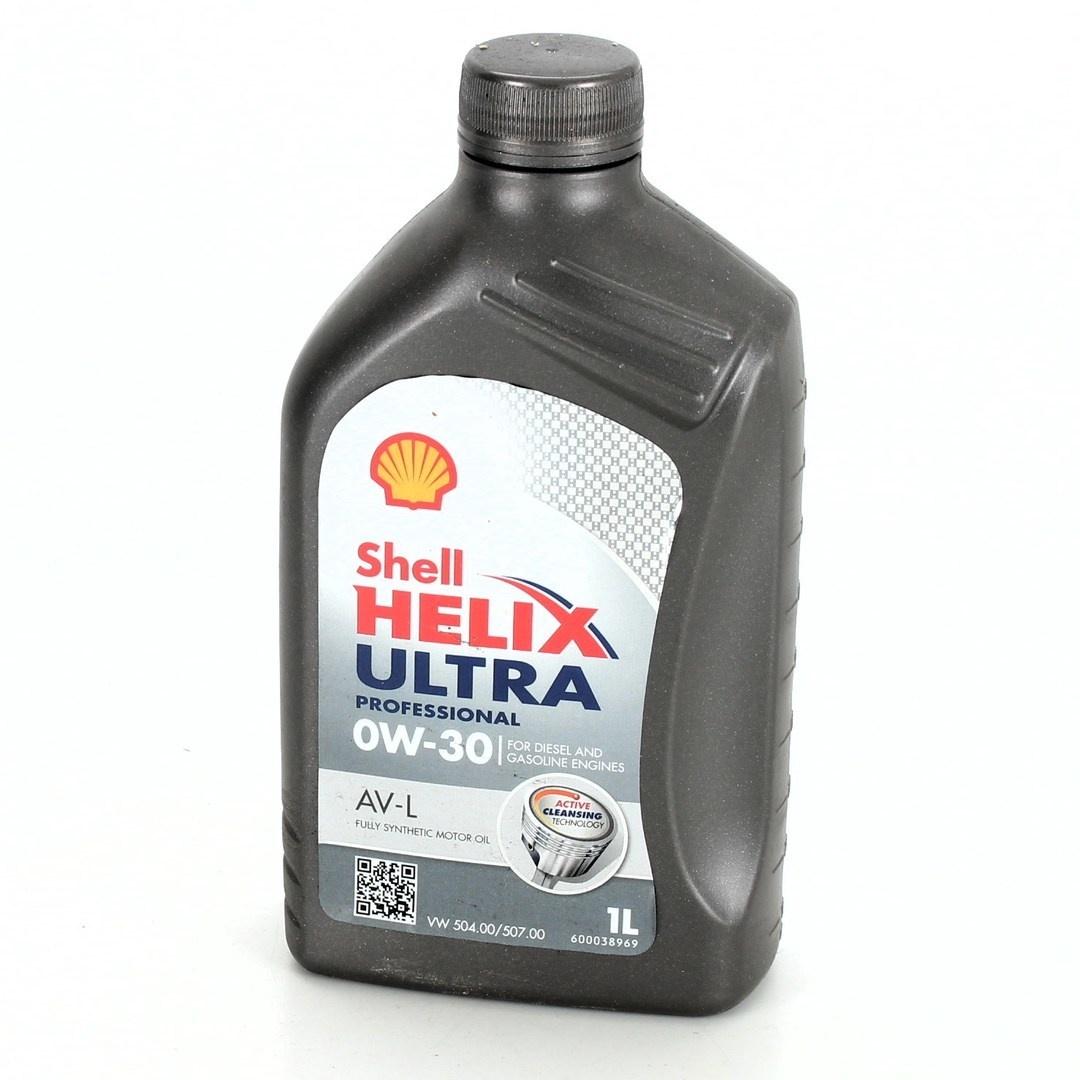 Motorový olej Shell Helix AV-L 0W-30 1L