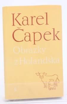 Kniha Karel Čapek: Obrázky z Holandska