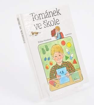 Kniha Tománek ve škole