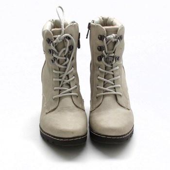Dámské kotníčkové boty Tom Tailor