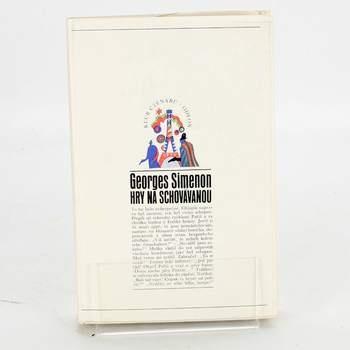 Kniha Georges Simenon: Hry na schovávanou