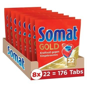 Tablety do myčky Somat 12 Gold 8 balení