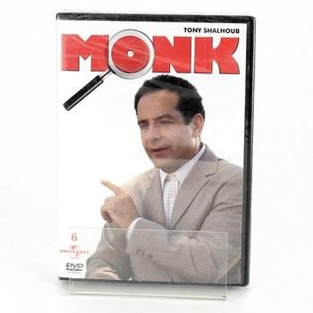 DVD Monk 6: Pan Monk a ta druhá
